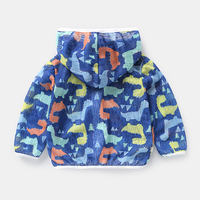 Boys sun protection clothing skin clothing jacket summer children's clothing thin section breathable child children baby tide baby air conditioning shirt