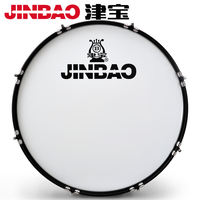 Authentic Jinbao 24-inch professional army drum 2412A Brigade young pioneers drums drum musical instruments