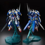 Spot Genuine Bandai PB Limited MG 1/100 Avalanche Angel Sleigh EXIA with stand