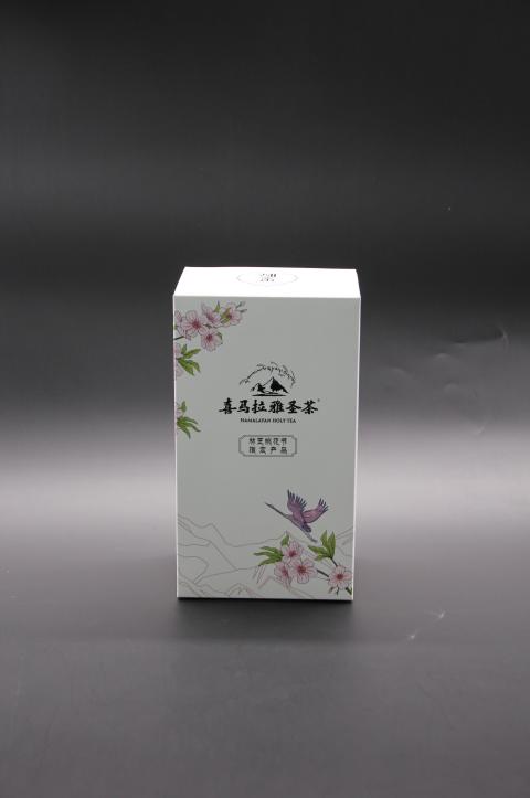 林芝桃花节制定款 2019新茶春茶核心产地特级绿茶礼盒装16g*3罐