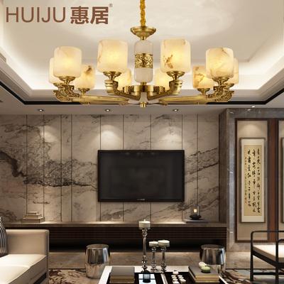 吊灯 铜 中式 全铜品牌排行
