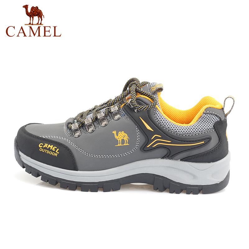 [店铺热销]CAMEL&CANTORP骆驼户外男徒步登山休闲鞋
