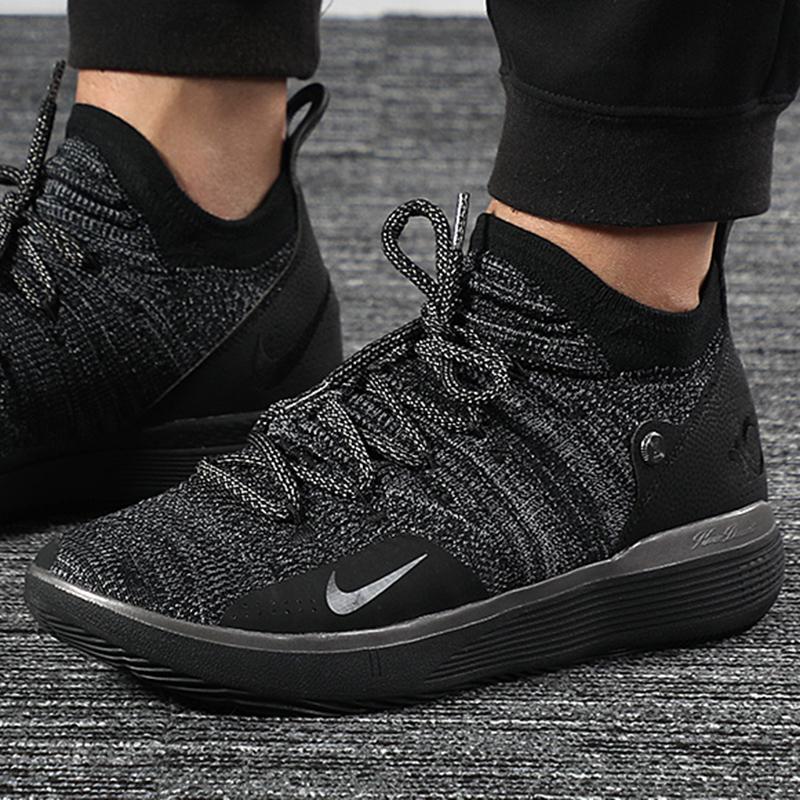 Nike耐克男鞋2019夏季新款ZOOM KD杜兰特11战靴实战篮球鞋AO2605