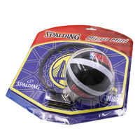 SPALDING Spalding 2019 new NBA Warrior team logo mini sports small rebound 77-642Y