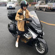 2018 New Black Mengshi NMAX150 Motorcycle with Large Pedal Help Motorcycle Jinlang Oil-saving Travel Female Dressed Car