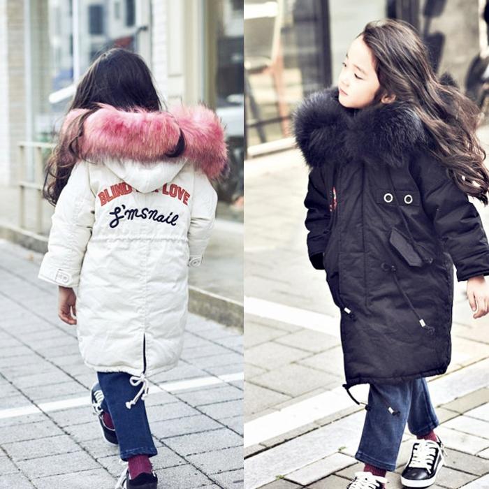 韩国进口童棉服
