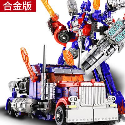玩具机器人变形金刚霸王龙