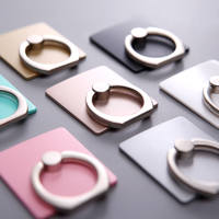 Mobile phone buckle ring buckle custom multi-function universal desktop live lazy for Apple mobile phone bracket wholesale