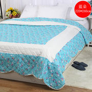 Micro 瑕疵 cotton quilted quilt cotton air conditioner quilted sheets thickened mattress sofa blanket raft bed cover