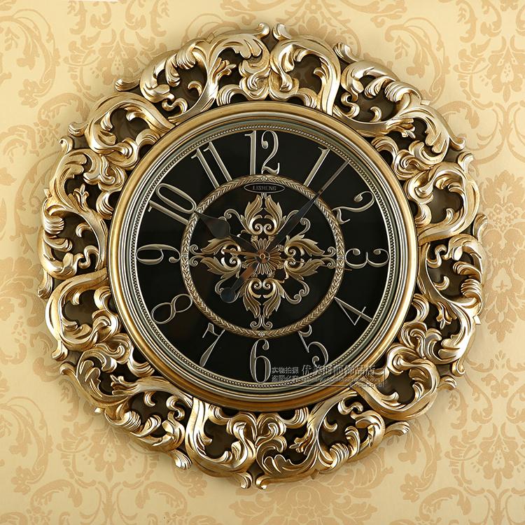 欧美钟表挂钟客厅