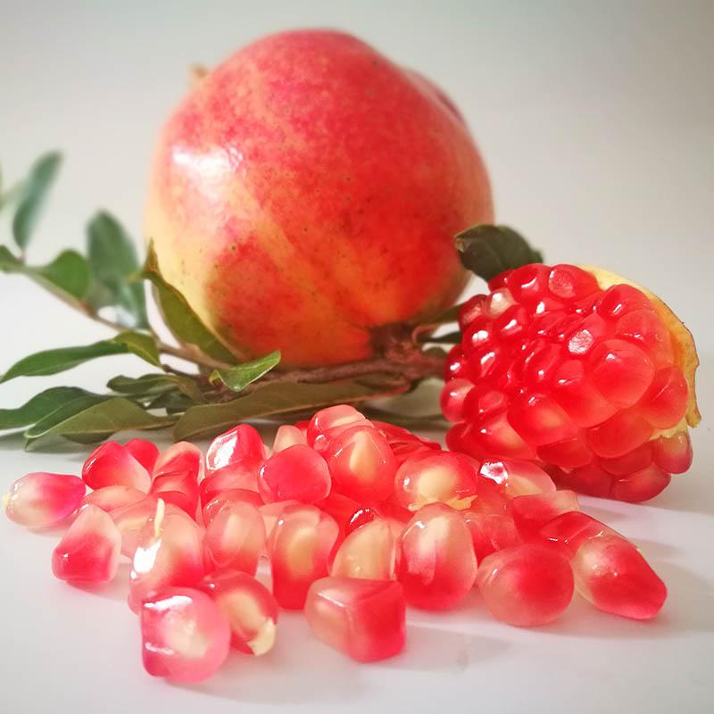 现货云南建水酸石榴4斤6-7个酸爽可口新鲜酸水果孕妇果蒙自石榴