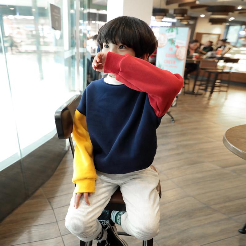 个性童装男童冬装