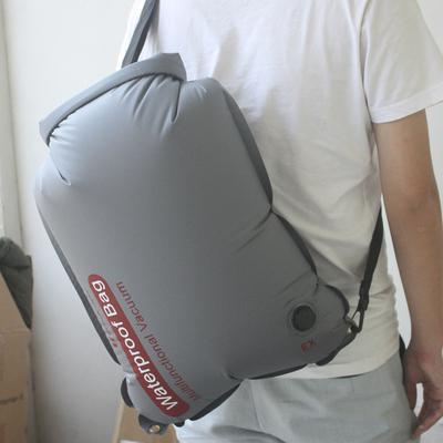 正品户外防水袋TPU多功能20L 30L 40L相机漂流游泳救生背包跟屁虫