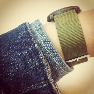 Obscure | Timex Men's Camper Watch Army Green 手表 现货年货节