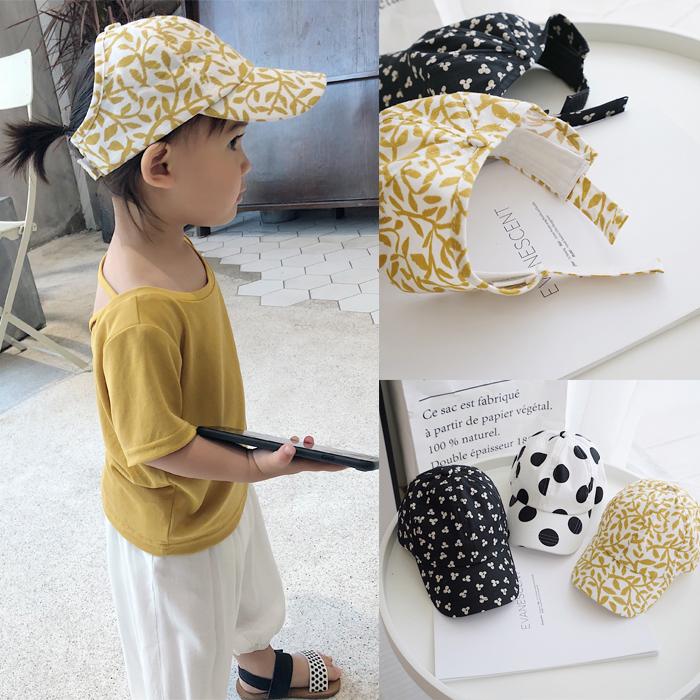 新款女寶寶帽