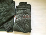 New 07 cotton coat autumn and winter outdoor military green cotton coat cold warm cotton pants windproof round neck training cotton clothes