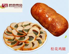 当日新货东北特产/哈尔滨焦裕昌熟食/裕昌松花鸡腿整个满99元包邮