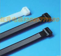 Self-locking nylon cable ties 4*200 cable ties Cable ties Cable ties 500 bars Class A