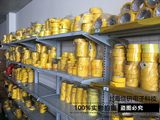 Mara tape PET polyester film insulation tape high temperature 28mm*0.025mm deep yellow flame retardant tape