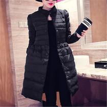 大码女装棉衣中长款2018冬季新款韩版宽松棉服百搭加厚棉袄外套