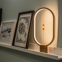 台灯阅读小夜灯LED衡智能平衡磁吸半空开关LampBalanceHeng现货