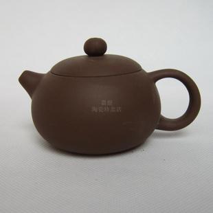 紫砂壶批发 经典小西施茶壶 陶土茶壶 密封粗陶茶壶 潮州功夫茶壶