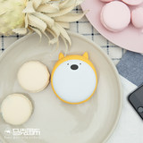 Martube mark figure cloth fat pet hand warmer USB charging treasure cute mini electric hot cake mobile power explosion-proof