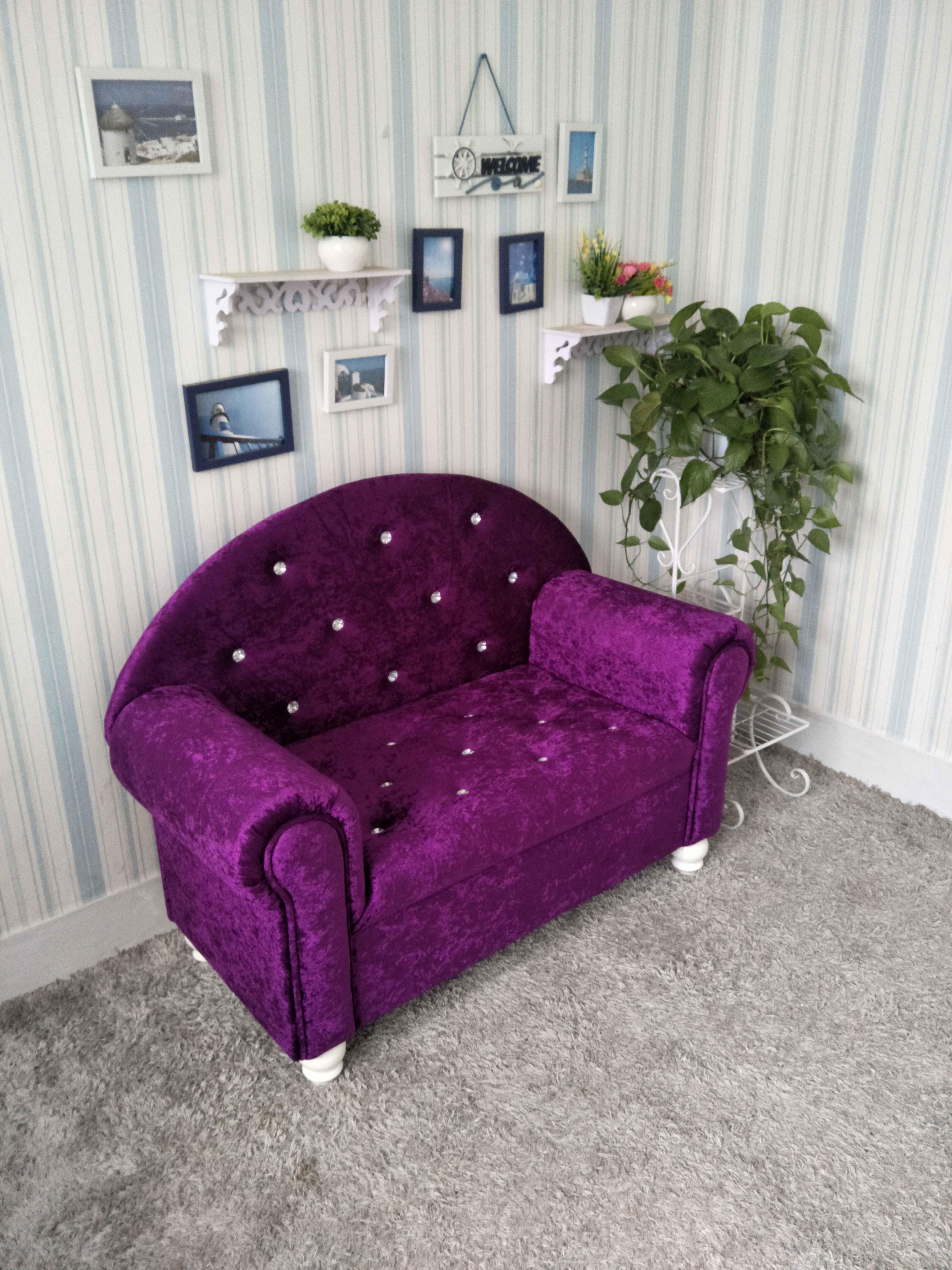欧式布艺沙发小户型单人三人双人沙发储物收纳全新松木可定制沙发