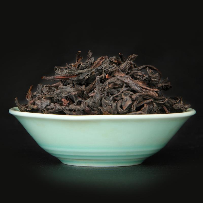 彬杰武夷山大红袍茶叶岩茶乌龙茶浓香碳焙手工制作工艺高火250克