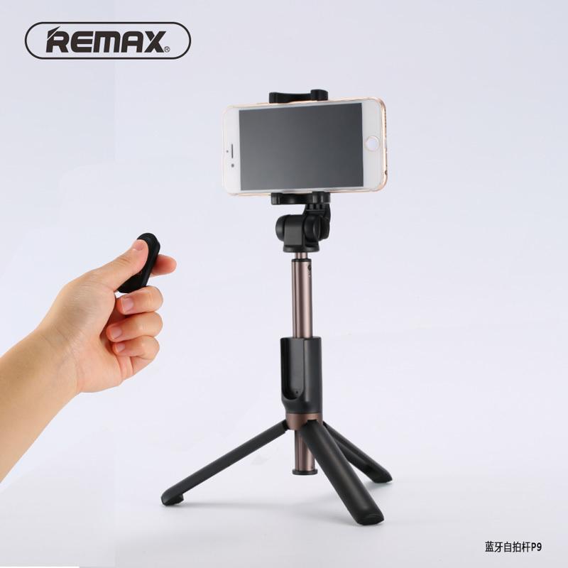 支架撑三脚架REMAX无线连接蓝牙自拍