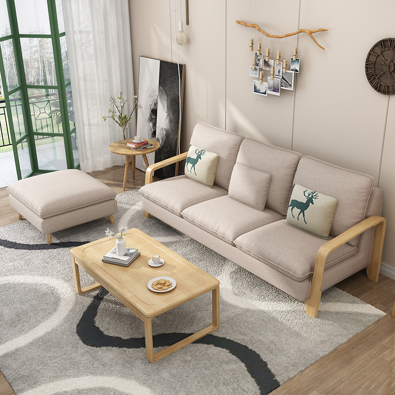 北欧风格创意沙发