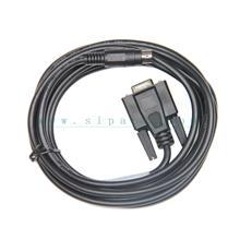 步科触摸屏ET070和三菱FX系列PLC通讯电缆 ET070-FX DB9F-MD8M
