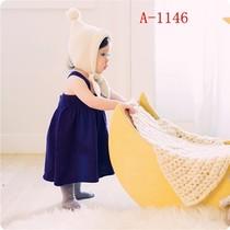 小飞新生儿摄影道具纹理棉纱裹布包布宝宝拍照包裹巾婴儿拍摄儿童