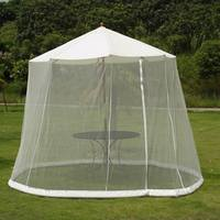 Single-layered umbrellas, umbrellas, nets, garden picnics, mosquito-proof, insect-proof, outdoor umbrellas, mosquitoes, accounts, umbrellas, nets, hoods