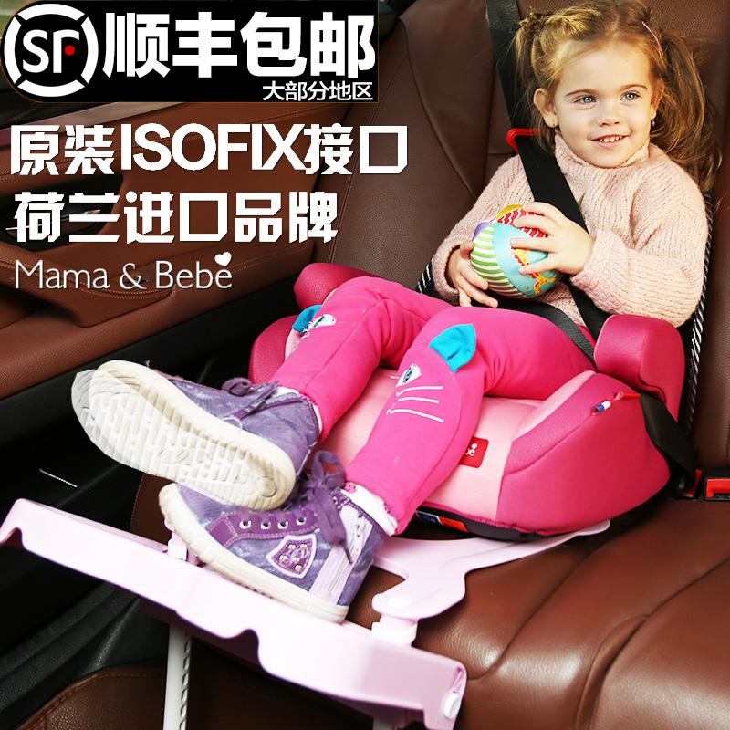 儿童乘车安全存在误区