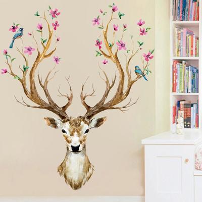 卧室装饰壁贴多少钱