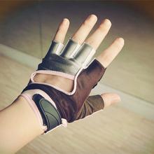 健身房女子半指耐磨护手腕器械运动手套动感单车举重训练户外单杠