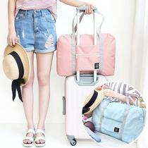 7708LD男女旅行袋皮质大容量多隔层休闲欧美美国直邮Piel