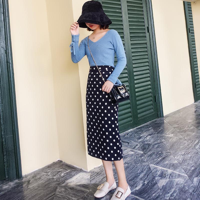 包臀气质半身裙