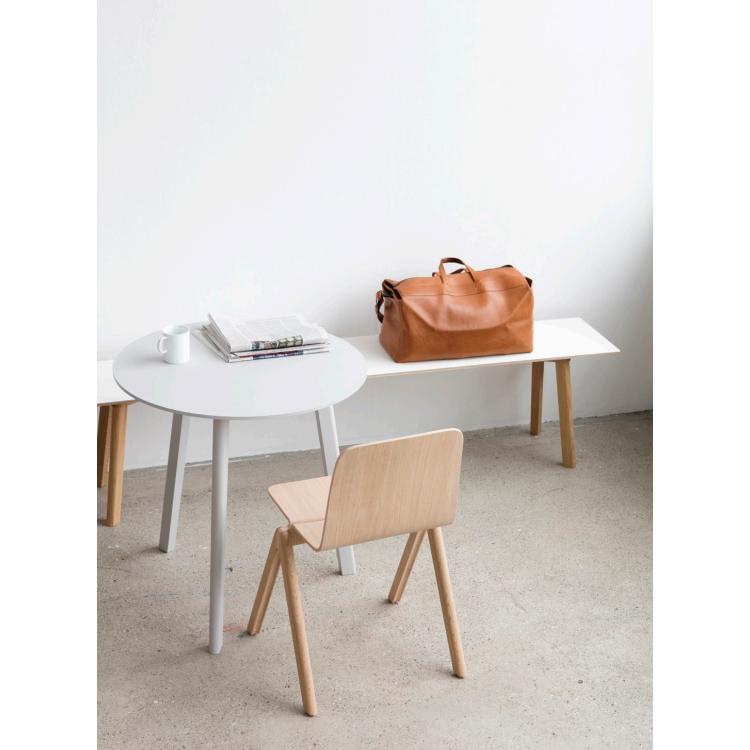 北欧极简长条凳换鞋凳床尾休息商场家用椅子实木白色服装店试鞋凳