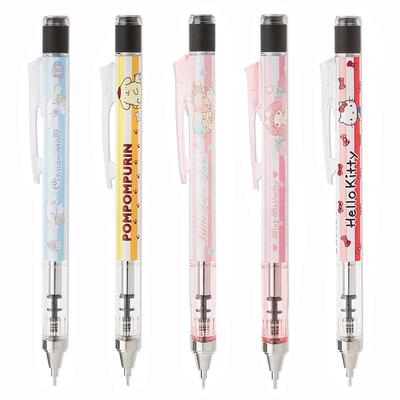 日本TOMBOW蜻蜓×Sanrio|HELLO KITTY美乐蒂学生摇摇出铅自动铅笔