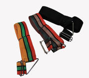 Aviation strap with extra long straps with luggage and straps with luggage straps