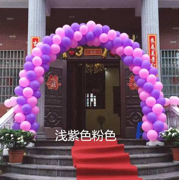 气球门拱门