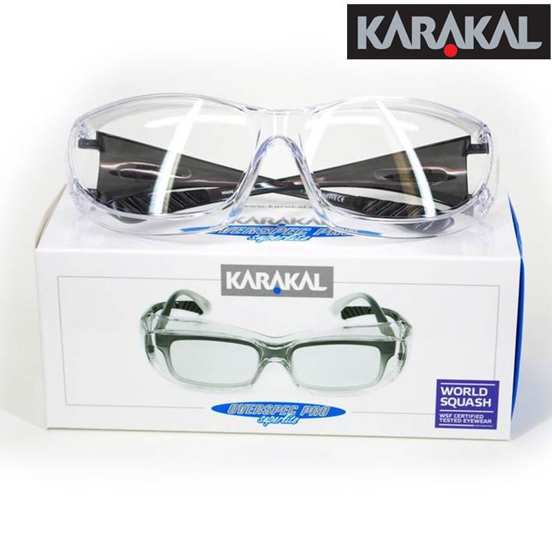 英国KARAKAL壁球护目镜/防护镜专业男女青少年儿童眼镜保护
