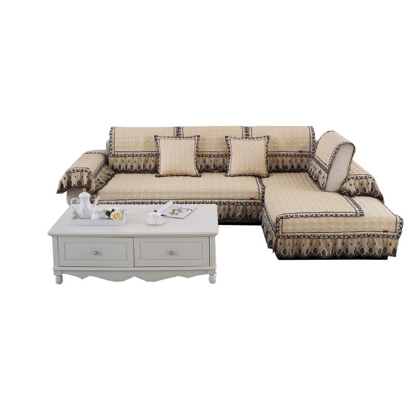 笑梦棉麻沙发垫子SFD17091