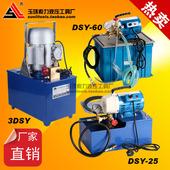 打压泵 测试泵全铜头 100管道试压泵 DSY 手提式电动试压泵