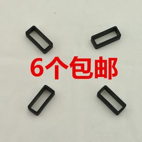 6个包邮 适合天美时TIMEX 潮汐手表 硅胶表圈 橡胶 硅胶表带表环