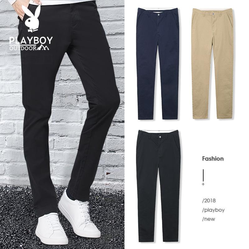 时尚春装长裤