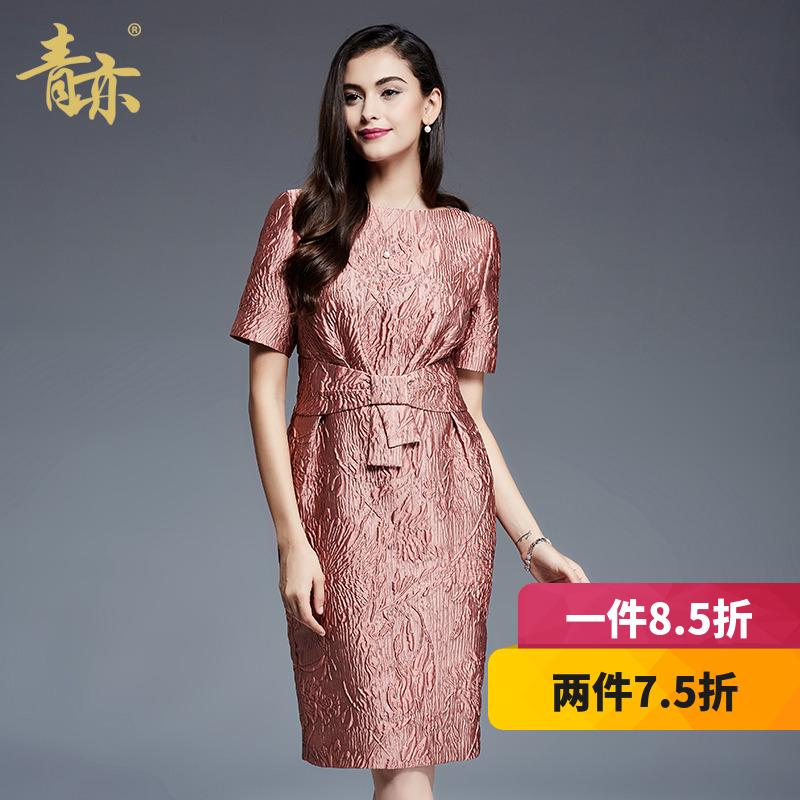 花苞连衣裙子