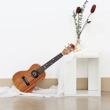 阿德拉喵C喵蜀黍尤克里里初学者学生女成人入门21 23 26寸ukulele